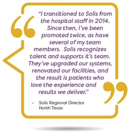 Solis Regional Director testimonial - Solis delivers results